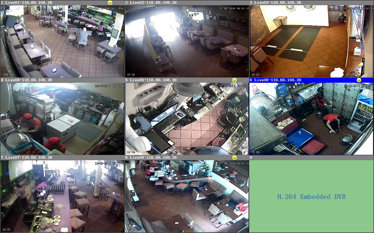 lắp đặt camera giám sát chuẩn hd
