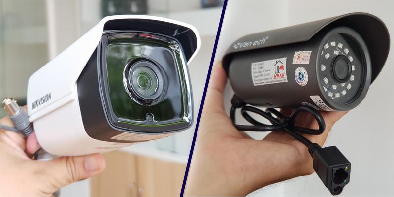 So sánh công nghệ HD-TVI và HD-CVI